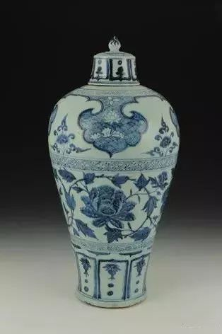 Demystifying the truth about Yuan blue and white: 19 precious Yuan blue and white porcelain in museums and collections