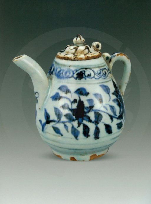 Appreciation of Yuan Blue and White Porcelain Works (Second Series)