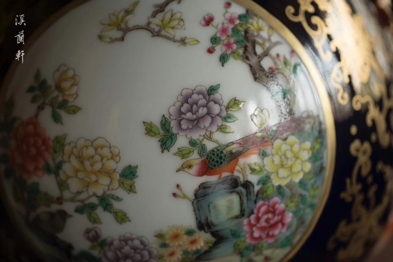 Love it, innocent antique porcelain
