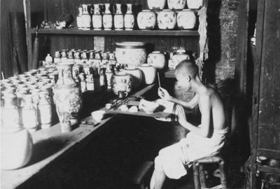 The Prosperity of Antique Porcelain in the Early Republic of China